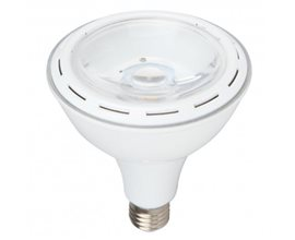 BOMBILLAS LED E27 PAR38 15W CALIDA