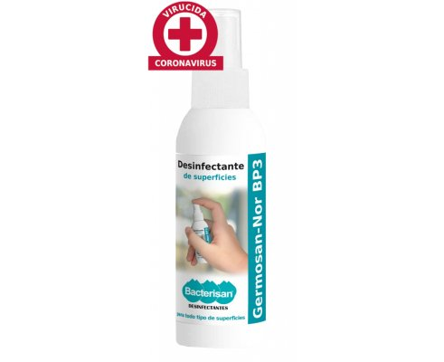 PACK DESINFECTANTE SUPERFICIES SPRAY 60 ml