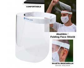 PACK 6 PANTALLAS ANTI SALPICADURA ADULTO ABATIBLES