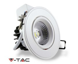 DOWNLIGHT LED COB 3W REDONDO FRÍO
