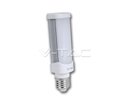 BOMBILLAS LED E27 PL 6W FRIO